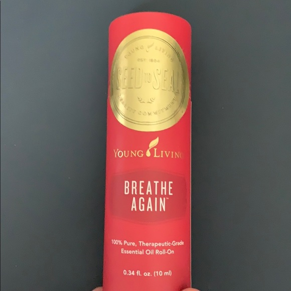 Young Living Breathe Again Roll-On 10ml